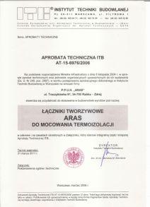 Aprobata ITB - Aras