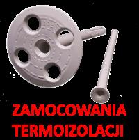 Zamocowania termoizolacji